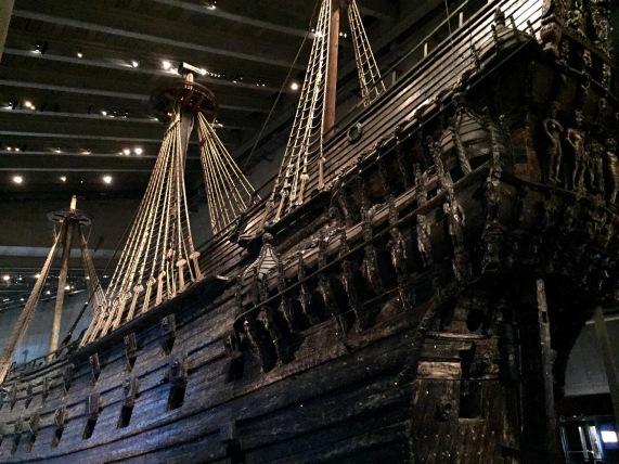 Vasa Warship 1